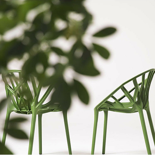 Vegetal chairs di Vitra