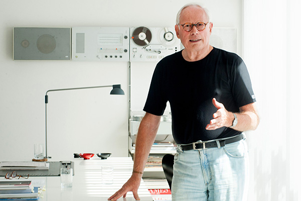 C'è tempo fino al 12 marzo per visitare la restrospettiva Dieter Rams: Modular World  ospite del Vitra Design Museum che celebra il lavoro di uno dei più influenti creativi tedeschi degli ultimi decenni (foto Michael Kretzer)