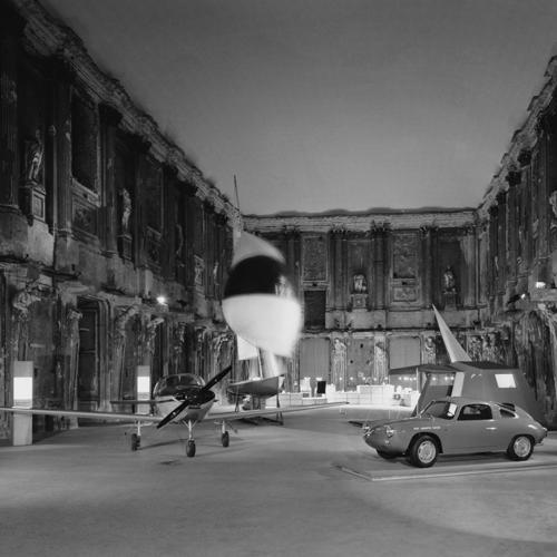 Allestimento del Compasso d'Oro, 1960, Milano