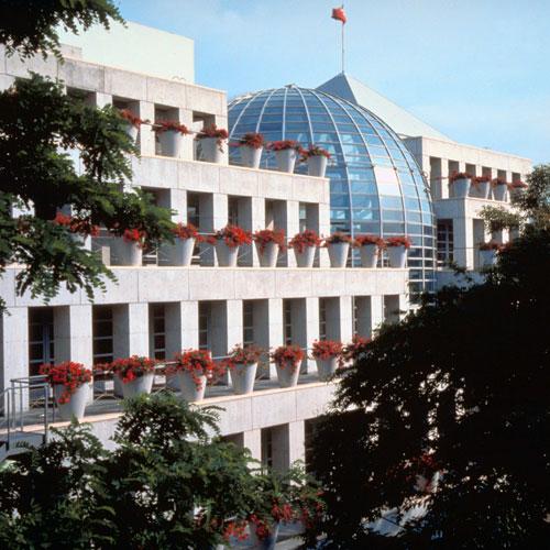 Tokyo Design Center, Mario Bellini, 1992