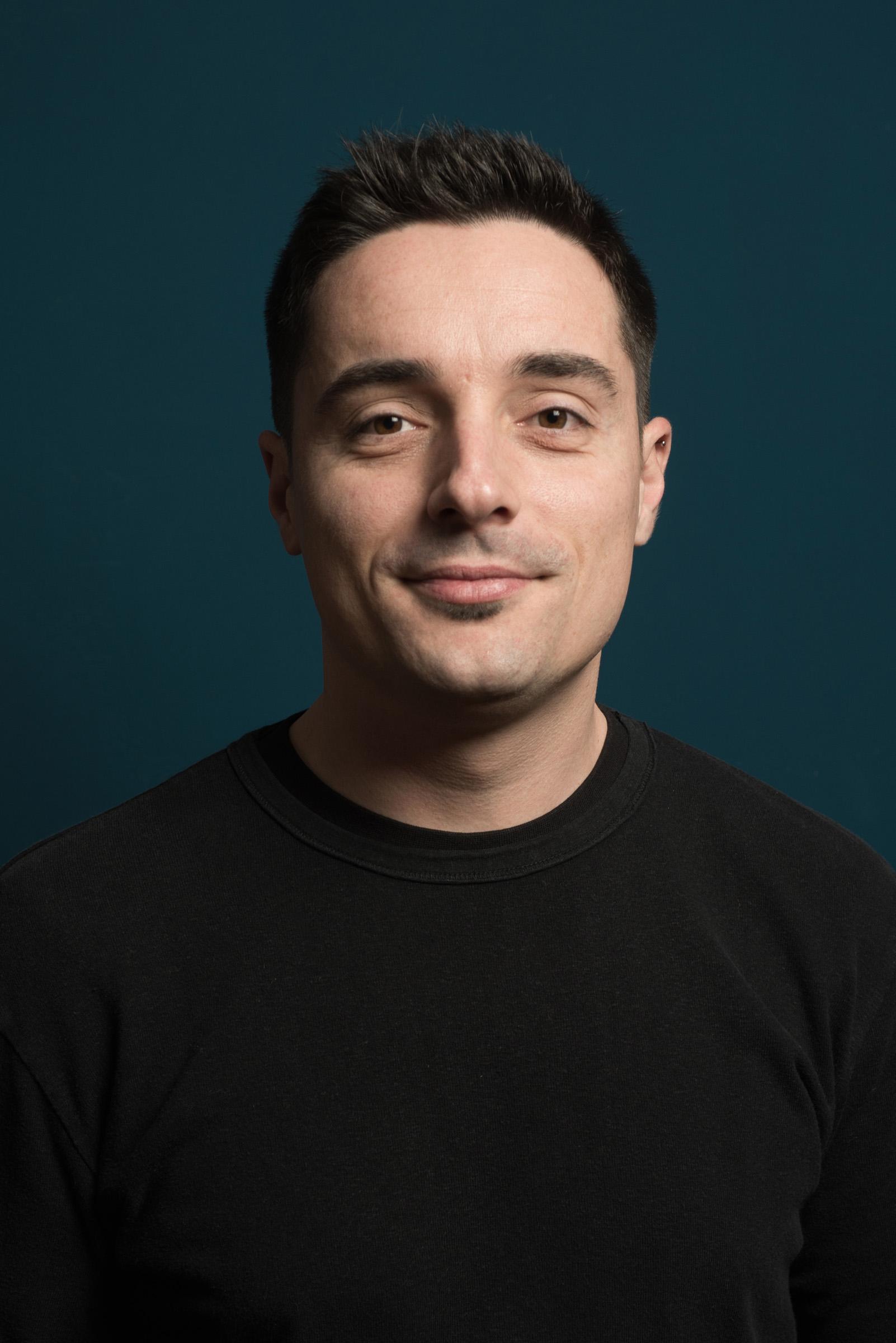 Federico Angi - foto di Anna Molteni