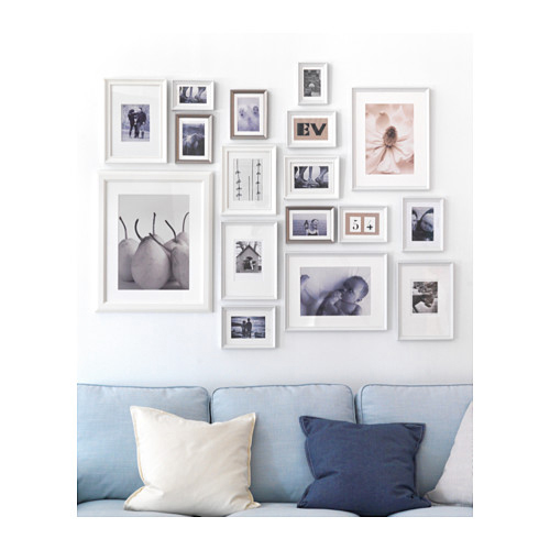 Arredare con le fotografie casa design for Cornici foto ikea