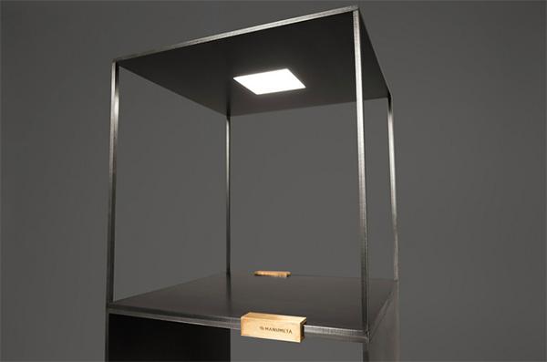 Il mobile utilizza come fonte luminosa dei pannelli Oled Lg