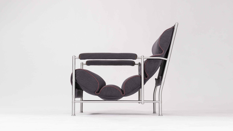 Deck Chair - Alluminio e rivestimento - 6.000/8.000 euro