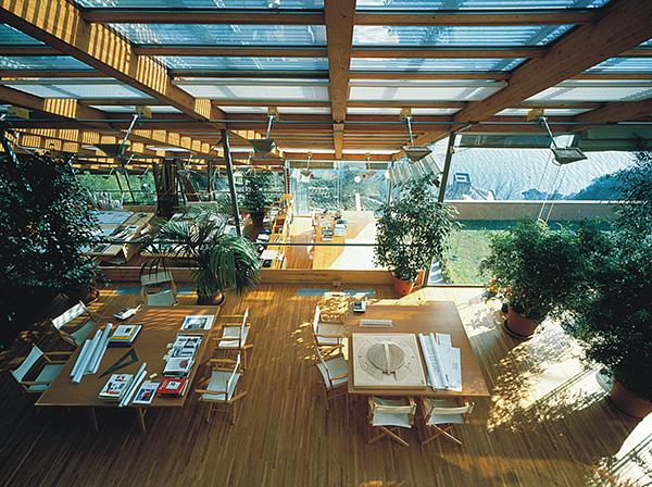 Renzo Piano Building Workshop, Punta Nave Office (Genova). Foto di Fregoso & Basalto