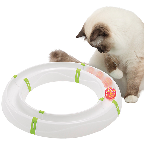 Per il momento del gioco del gatto: Magic circle di Ferplast