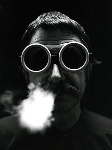 Ettore Sottsass © Bruno Gecchelin, 1974 - By SIAE 2017
