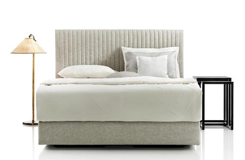 Altra Headboard, il letto progettato da Paolo Piva per  Wittmann