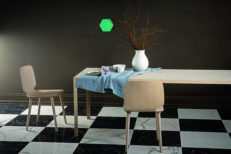 Effetto mimetico la ceramica ha nuove sfide casa & design