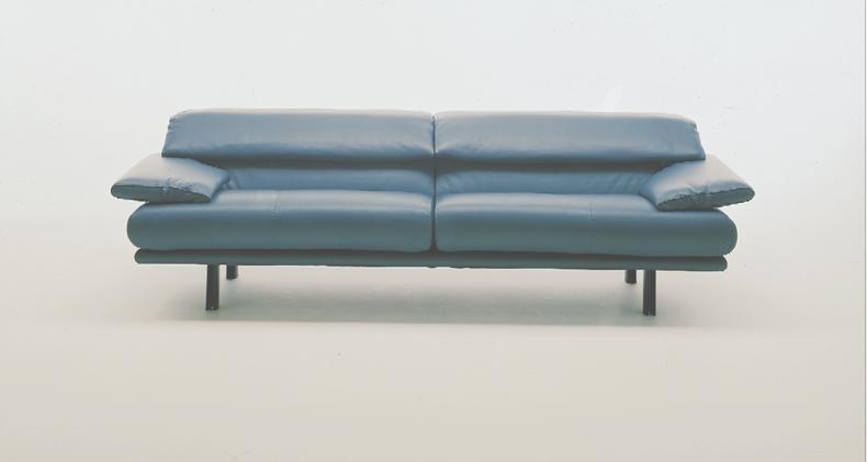 Alanda, il divano di Paolo Piva per B&B Italia