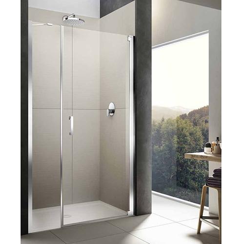 Menzione speciale - Sistema MinMax integrato a Jolly di Provex: la doccia flessibile grazie al sistema brevettato: minimo profilo e massima estensibilità. La cerniera basculante con meccanismo di sollevamento/abbassamento invisibile e attivo permette l'apertura della porta fino a 270°