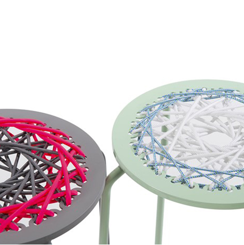 Stretch Stool di Carnevale Studio