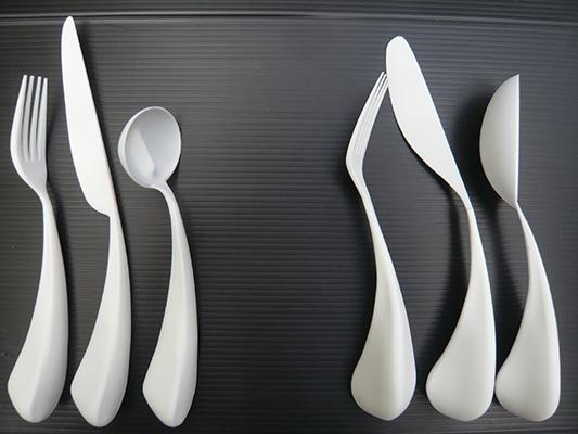 """Per la categoria """"Ricerca per l'impresa"""" tra i selezionati Cutlery for All di Alessi"""