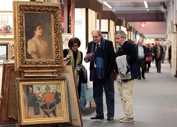 Dall'8 al 10 dicembre ModenaFiere ospita la XXXI edizione del Gran Mercato dell'Antico. A seguire alcune immagini della passata edizione