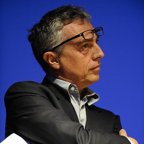 Stefano Boeri è il curatore di Space&interiors  l'evento dedicato ad architetti e interior designer in occasione del Salone del mobile (foto Ivan Sarfatti)