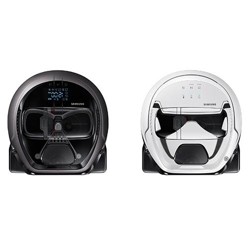 """Il Natale è l'occasione giusta per offrire il regalo eccezionale, come un'edizione limitata. Per i fan di Star Wars l'uscita al cinema de <em>Gli ultimi Jedi</em> è accompagnato da decine e decine di oggetti a tema. Tra i più originali il robot aspirapolvere <em>POWERbot Star Wars</em> di <a href=""""http://www.samsung.com"""">Samsung</a> (da 699 euro)"""