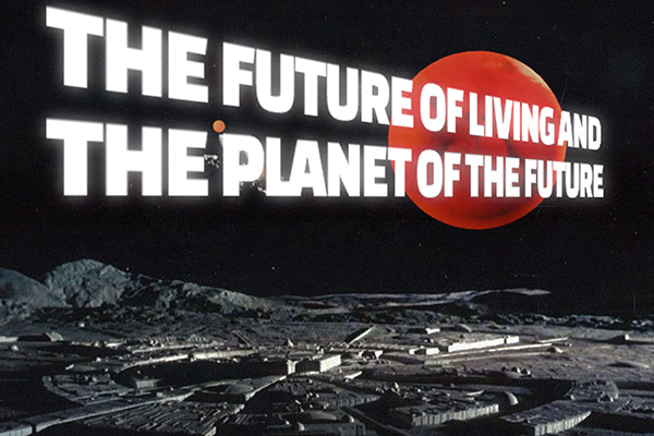 <em>The future of living and the planet of the future</em> è il titolo scelto per l'edizione 2018 di Space&interiors. Un invito al pubblico a esplorare il futuro dell'abitare nel luogo dove l'umanità potrebbe trasferirsi fra cento anni: Marte