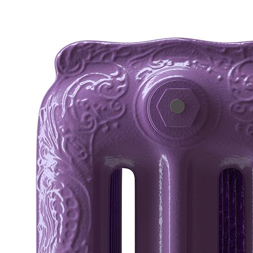 "Il radiatore <em>Tiffany</em> di <a href=""http://www.sciroccoh.it"">Scirocco H</a>"