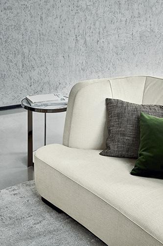 Il divano <em>Francis</em>