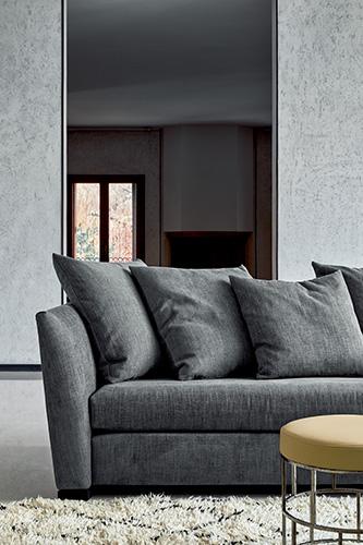 Il divano <em>Ginevra</em>