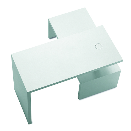 Il tavolino a doppia altezza <em>Basello</em>