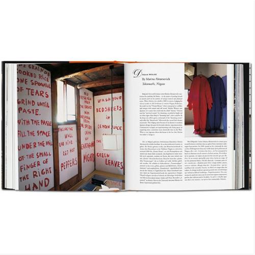 Il libro di Taschen raccoglie una lista di indirizzi per chi desidera visitare di persona le case e le strutture più affascinanti