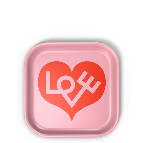 """Vassoio <em>Love heart - Alexander Girard</em> di <a href=""""http://www.vitra.com"""">Vitra</a>"""
