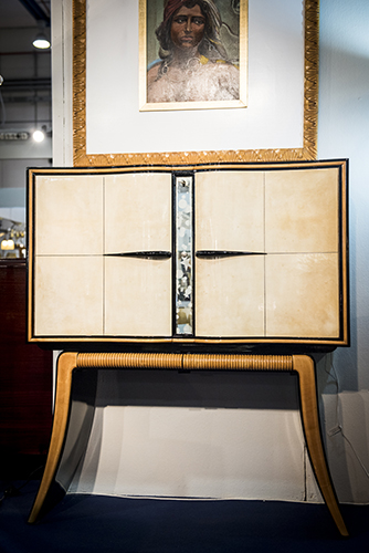 Mobile bar Paolo Buffa, 1930
