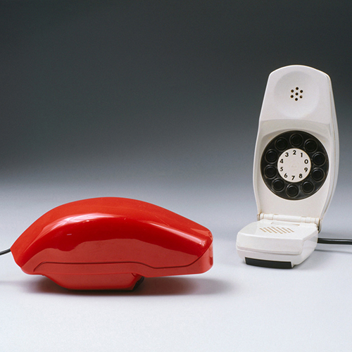 Il telefono Grillo di Marco Zanuso e Richard Sapper per Siemens (1965)