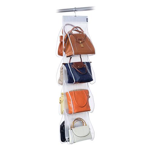 Porta borse 8 scomparti di Domopak Living