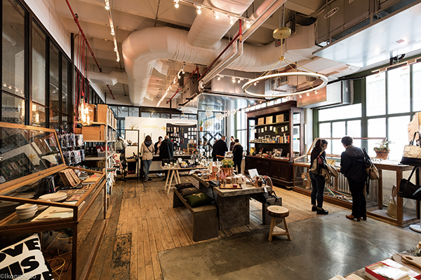 Brooklyn Designs in occasione della scorsa edizione della NYCxDESIGN