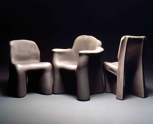 Dalila Chair I II III (1980)