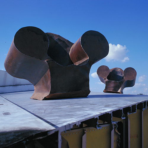 Ron Arad, Big Easy (1988) Courtesy Ron Arad Associates