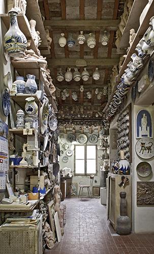 MAM 2018 aDavide Servadei per la categoria Ceramica