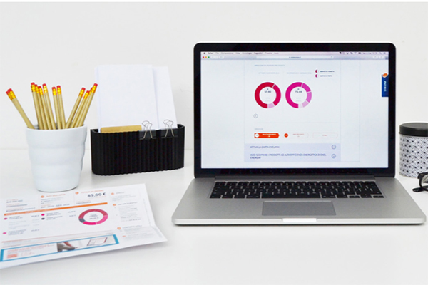 <em>Bolletta 2.0 </em> Consapevolezza e trasparenza dei consumi nella nuova bolletta di Logotel per Enel Energia
