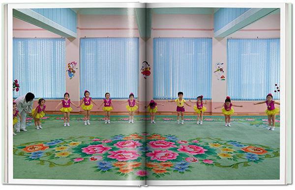 Un asilo di Pyongyang