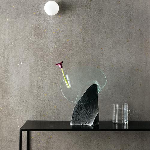 <em>Concreto</em> di Fabio Novembre per Lea Ceramiche cita le diverse texture e cromie del cemento