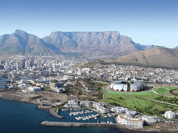 Mokena Makeka, Cape Town Stadium, Città del Capo, 2010