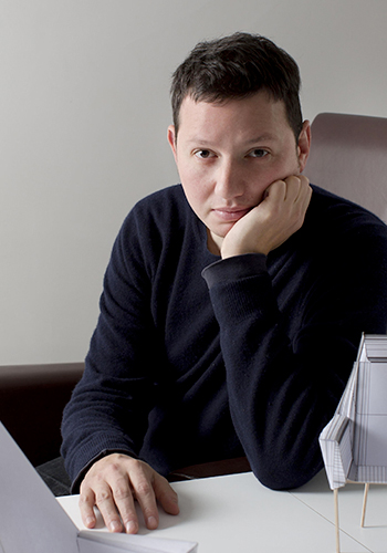 Ramy Fischler nominato Designer of the Year per l'edizione 2018 di Maison&Objet