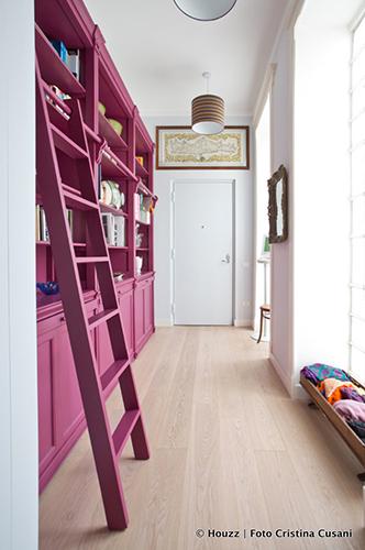 Colori coraggiosi -  Tinte multicolor e colori vivaci dai chiari riferimenti pop invadono tutti gli ambienti della casa: dalle pareti, agli elementi d'arredo, per finire con la tappezzeria