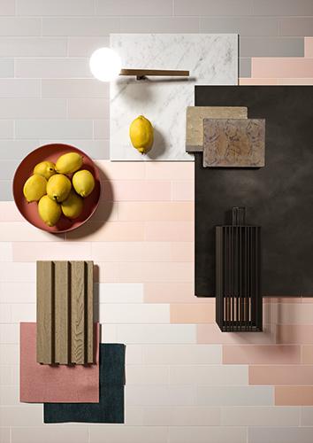 Con la collezione <em>Cromatica</em> Studio Formafantasma indaga le possibilità del colore nella produzione industriale ceramica contemporanea