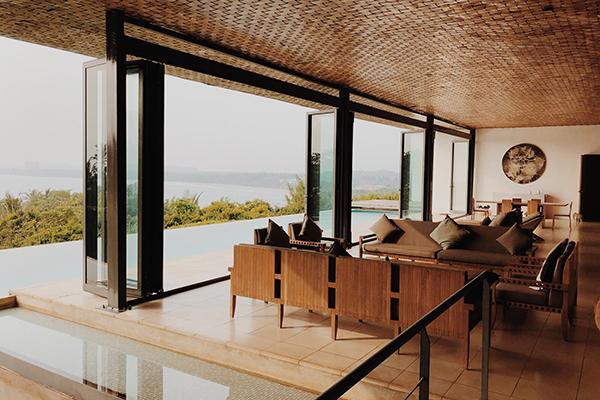 "Mirissa, Sri Lanka - <em>Villa Vista</em> di Shigeru Ban Architects.Peraffittarla su Airbnb cliccare <a href=""https://www.airbnb.it/rooms/19606"">qui</a>  (foto Airbnb)"