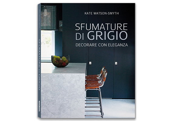 La copertina del libro <em>Sfumature di grigio</em>(diKate Watson-Smyth,Logos, 176 pp, 19,50 euro)