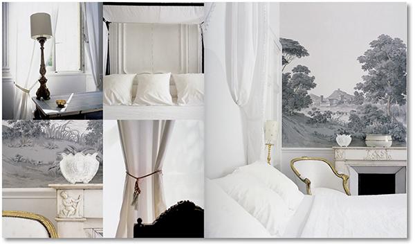 <em>Living in Provence</em> passa in rassegna le case e gli interni che caratterizzano questa regione, corredandoli con didascalie e immagini a doppia pagina