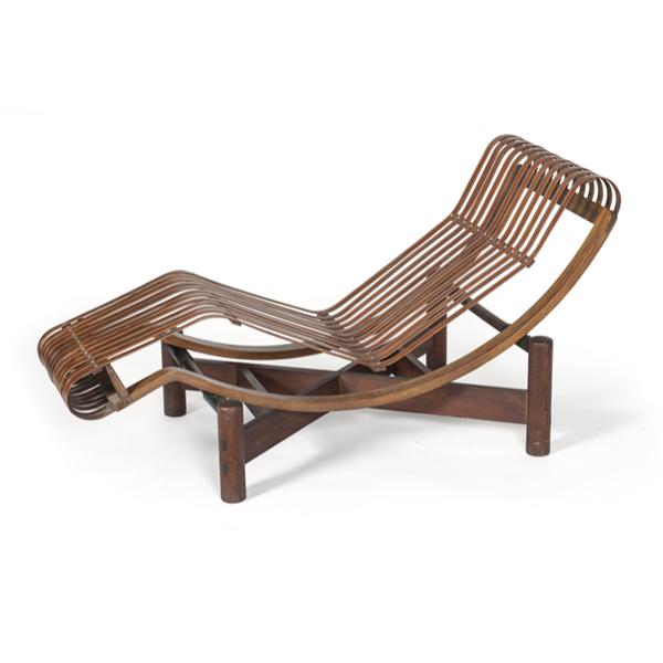Charlotte Perriand - Bamboo chaise longue Japan, 1940 Musée des Arts Décoratifs © MAD Paris / Photo: Jean Tholance Adagp, Paris, 2018
