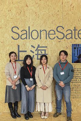 I quattro vincitori del premio parteciperanno alSalone del Mobile di Milanodel prossimo anno