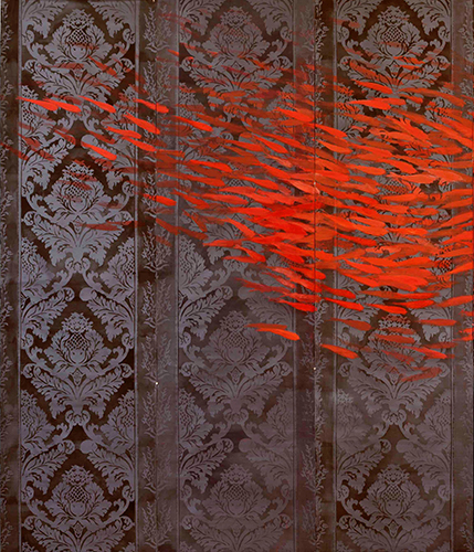 Elena Carozzi, pesci rossi