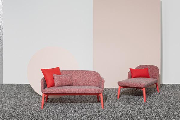 Il divano Spy di Billiani