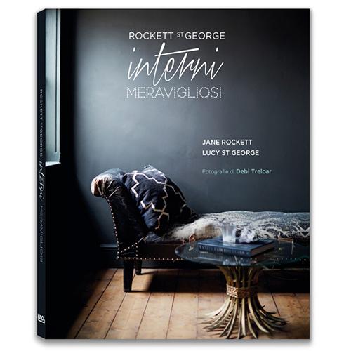 """<em>Interni meravigliosi</em> è dedicato a chi è a caccia di ispirazioni per arredare la propria casa.Il volume di <a href=""""http://www.libri.it"""">Logos</a> raccoglie numerosesoluzioni che soddisfano ogni gusto grazie all'aiuto delle interior designer Jane Rockett e Lucy St George del celebre negozio online <em><a href=""""http://www.rockettstgeorge.co.uk"""">www.rockettstgeorge.co.uk</a></em> (176 pp, 20 euro)"""