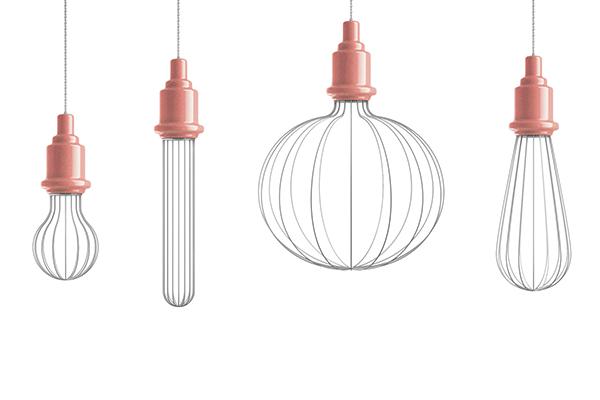 Le lampade Edison di Marioni